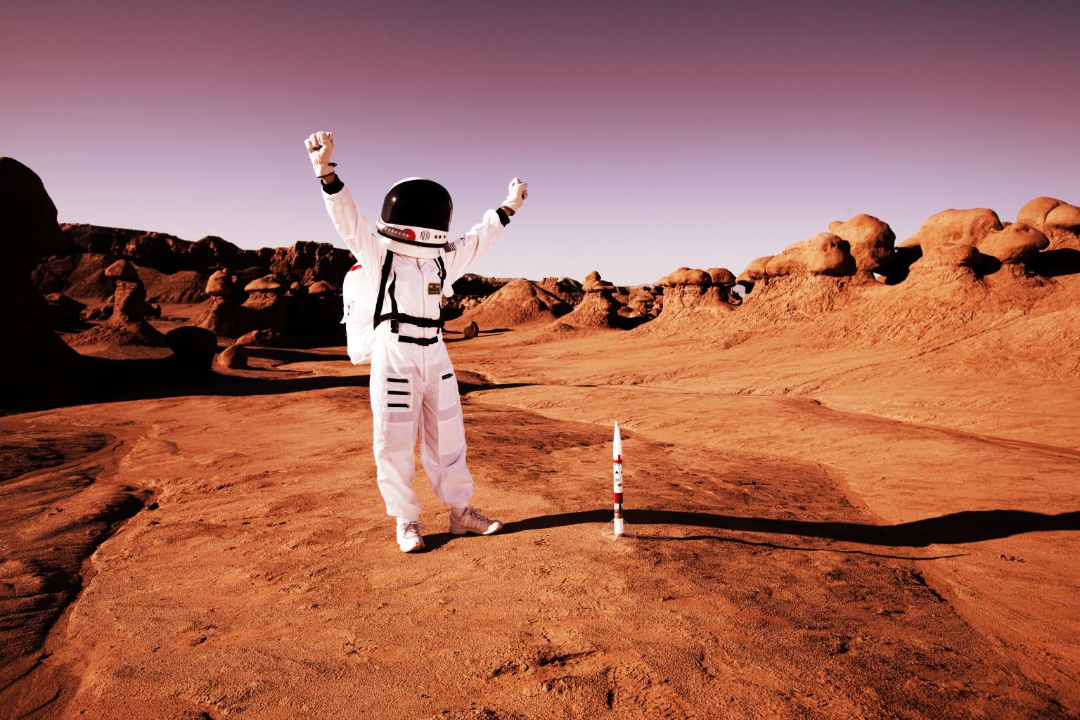 Опубликован список команды для пилотируемого полета на Марс по программе НАСА