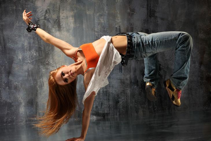 Танцы — лучший вид спорта